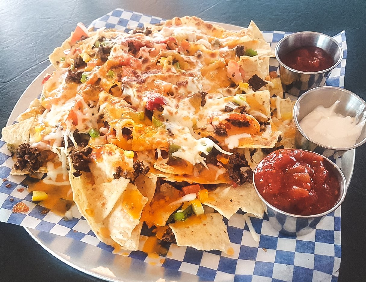 Izzy's Loaded Nachos