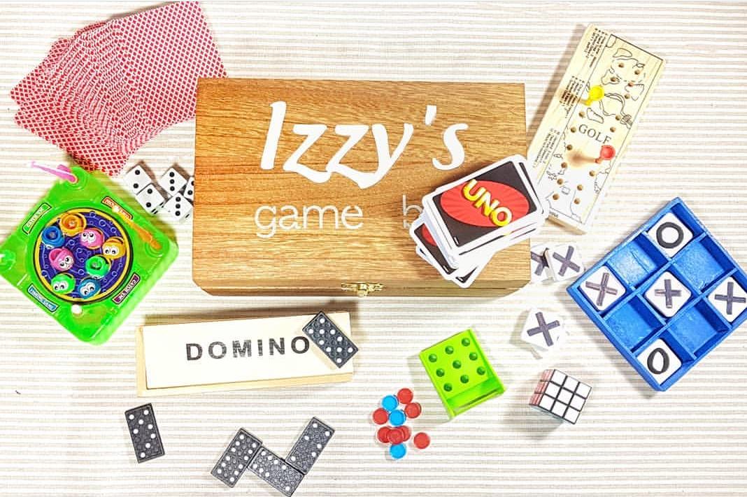 Izzy's Game Box
