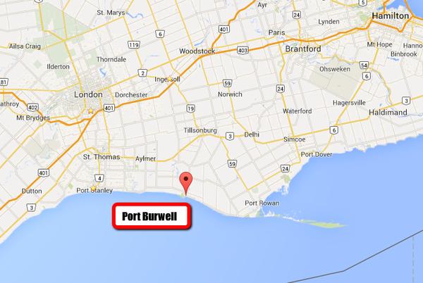 Port Burwell, Ontario