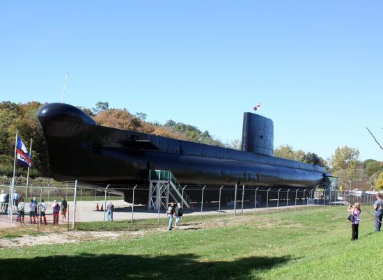 HMCS Ojibwa - Oberon-class Submarine