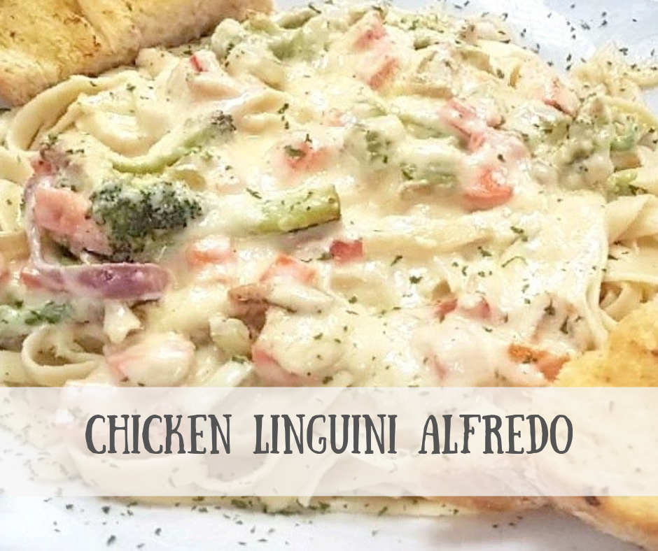 Chicken Linguini Alfredo