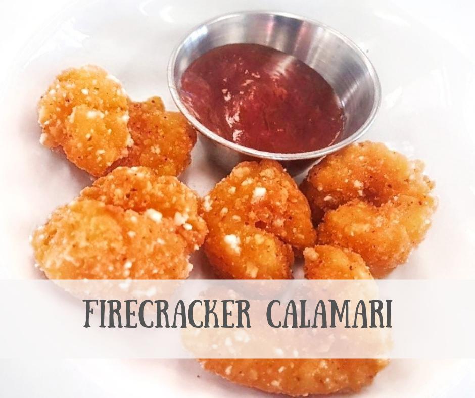 Firecracker Calamari
