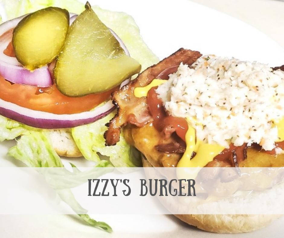 Izzys Burger